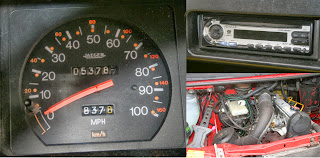 Milage, clean engine, CD Player