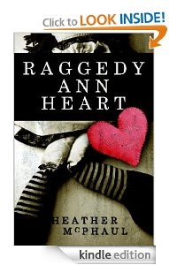 Free eBook Feature: Raggedy Ann Heart by Heather McPhaul