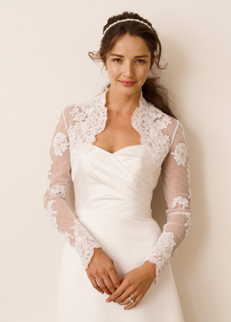 lace wedding dresses 2011 More Bridal Dresses with Sleeves