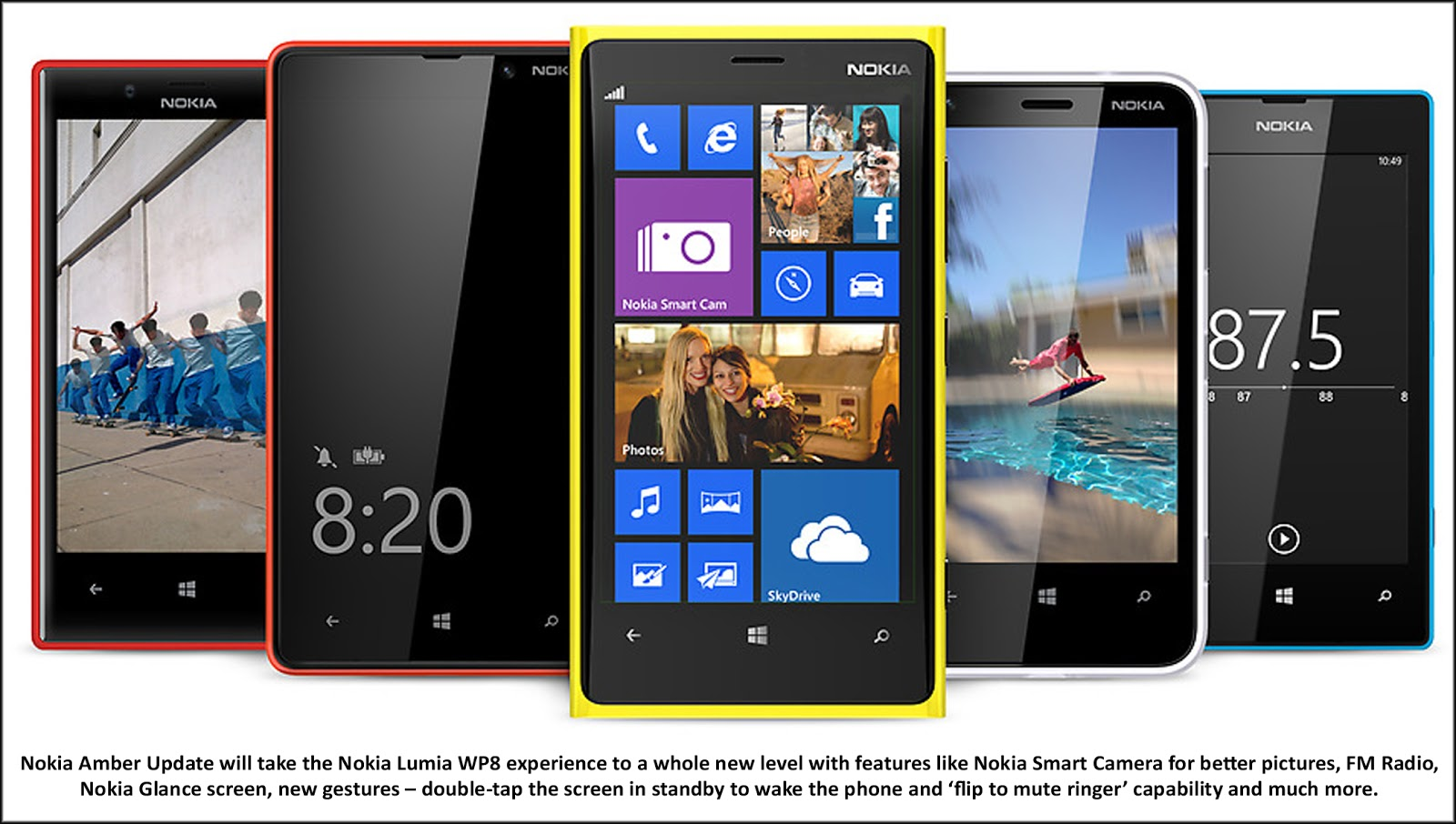 Out its amber update for lumia smartphones which apps directories