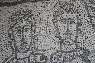 Mosaic at Palazzo di Teodorico