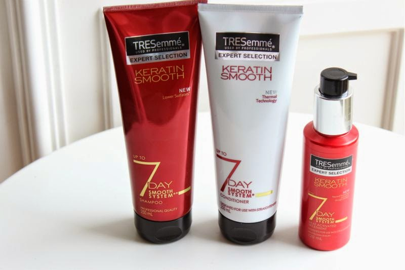 Tresemme Keratin Smooth Collection
