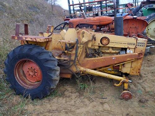 Case 580 tractor parts