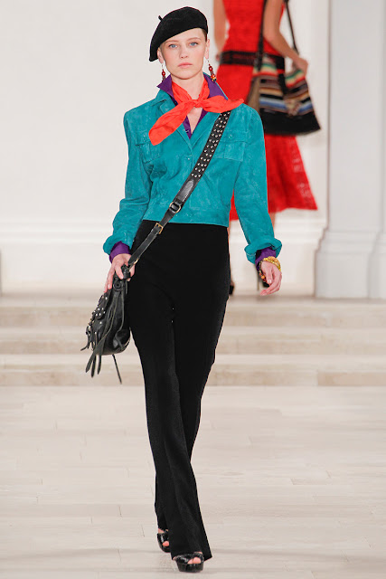 RTW Ralph Lauren Lookbook. Spring-Summer 2013