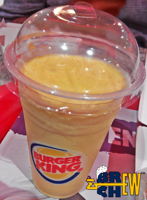 Burger King, Mango Shake