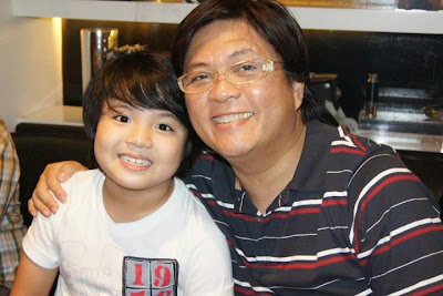 Be Careful With My Heart Director Jeffrey Jeturian with child actor JM Ibanez