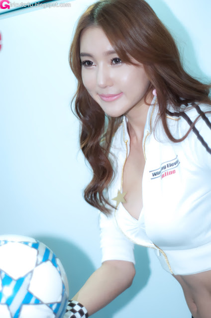 6 Choi Yu Jung - G-Star 2011-very cute asian girl-girlcute4u.blogspot.com