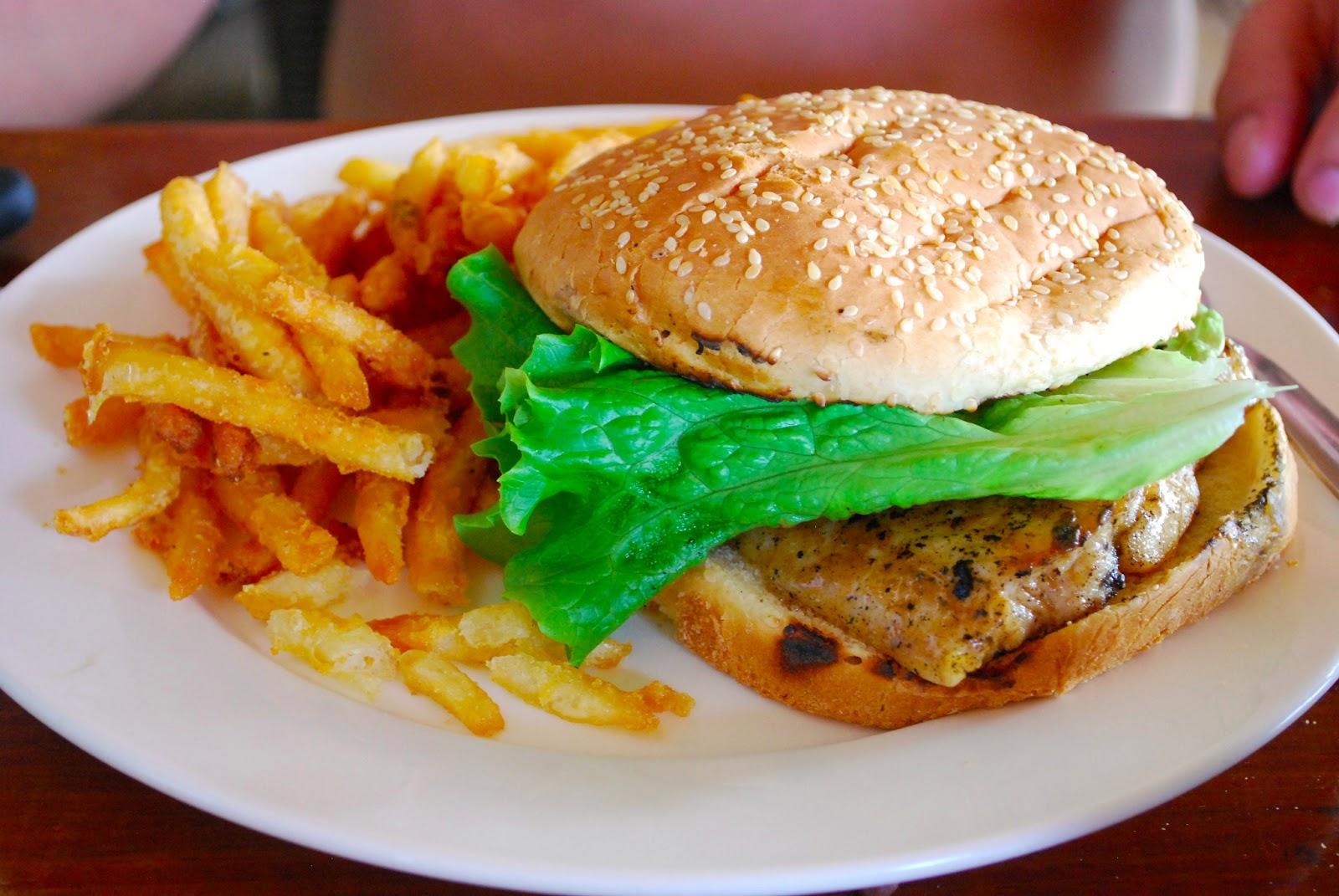 Wanderlust traveler pinel island st martin for Fish burger near me
