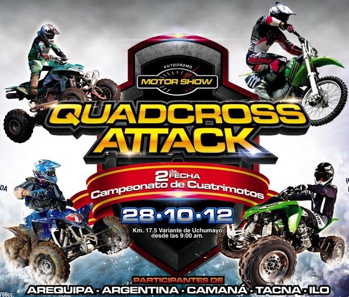 QUADCROSS ATTACK Arequipa (28 oct)