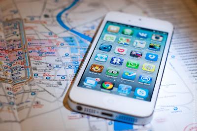 Приложение для iphone для путешествий