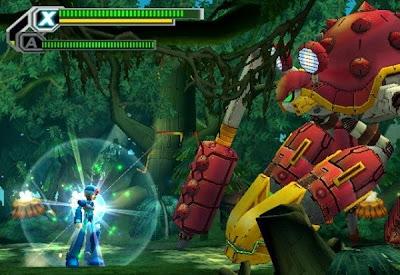 Game Megaman X8 Offline