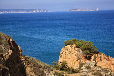 Illes Medes from Cami de Ronda