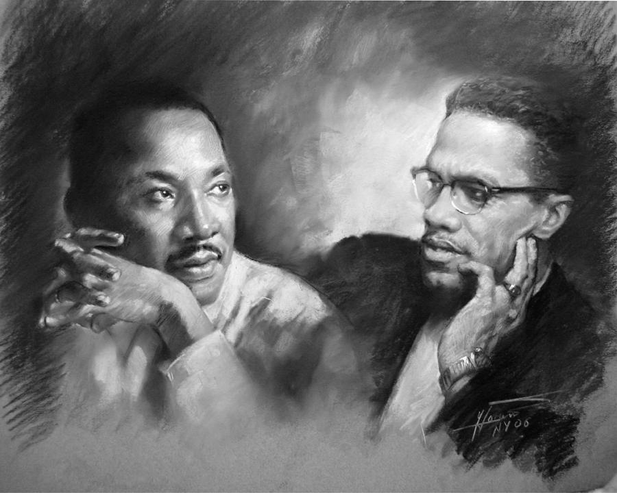 a description of the different environments that martin luther king jr and malcolm x grew in Social environments, and life events affected malcolm x's and martin  on the  other hand, malcolm x had a more violent method  dr martin luther king jr  was born on january 15, 1929 to martin luther king sr and alberta williams  king he had two siblings and he grew up comfortably in a house in.