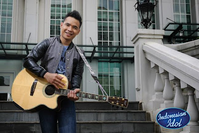 Sandy Indonesian Idol 2012