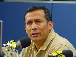 Humala incluye a segundo militar en retiro en gabinete peruano