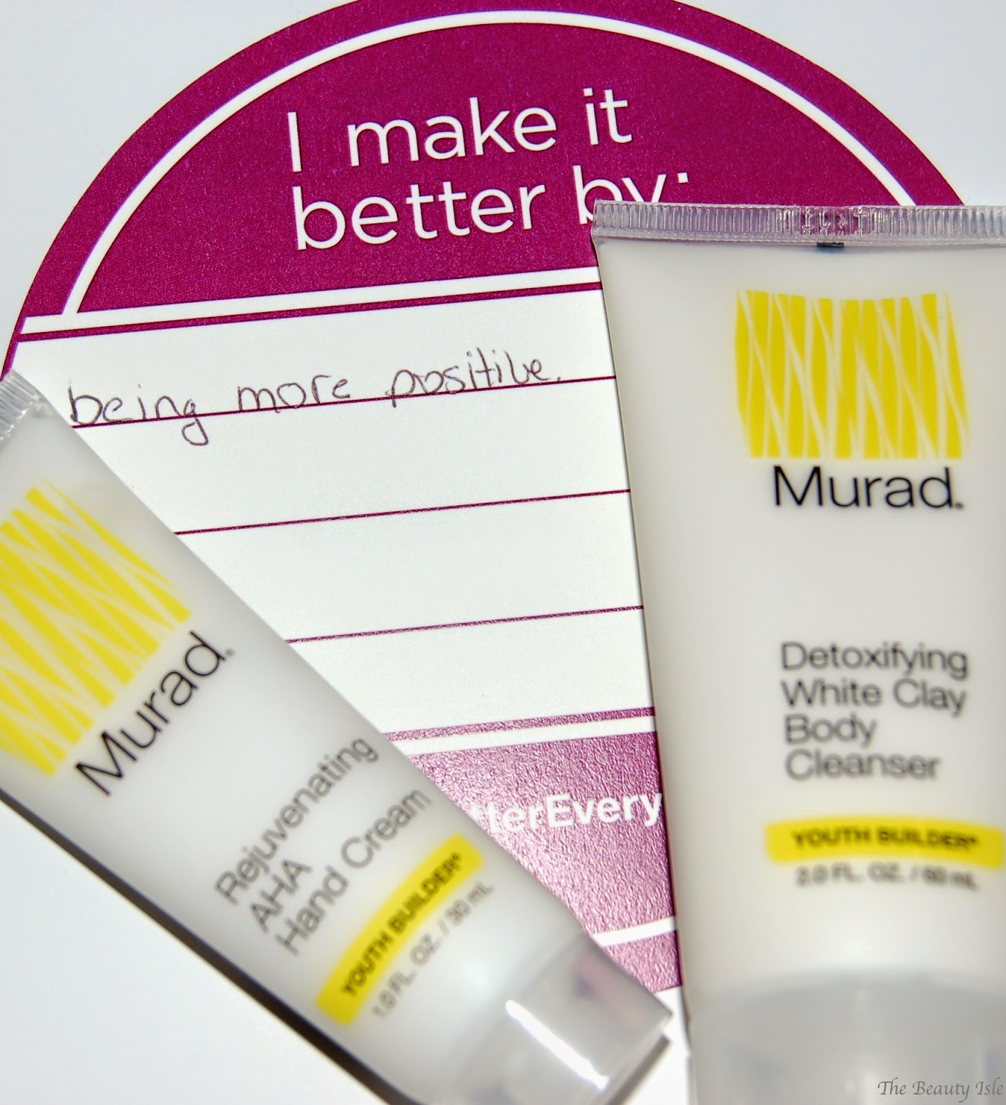 Murad High Performance Youth Builder Bodycare Preview Kit, #bettereveryday