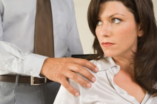 boss employee sexual harassment workplace office relationships