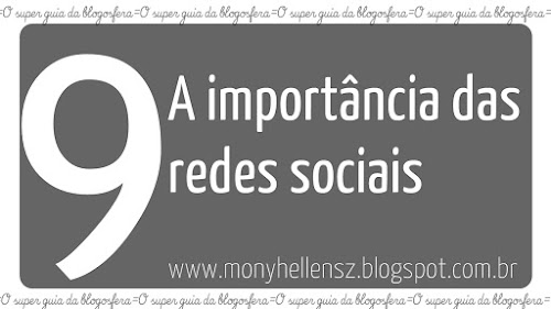 SGB 9# A importância das redes sociais;