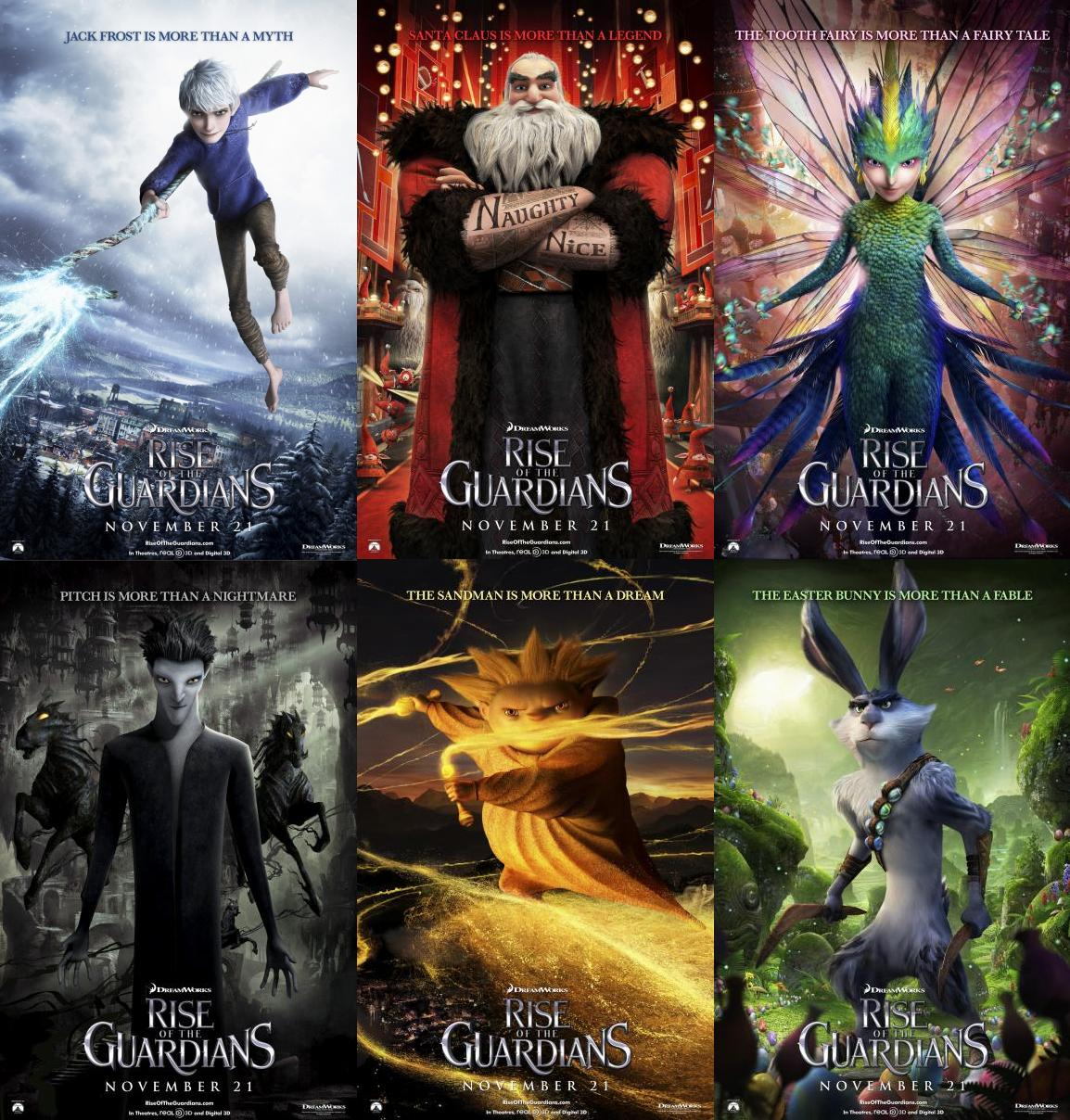 Rise of the Guardians  Wikipedia