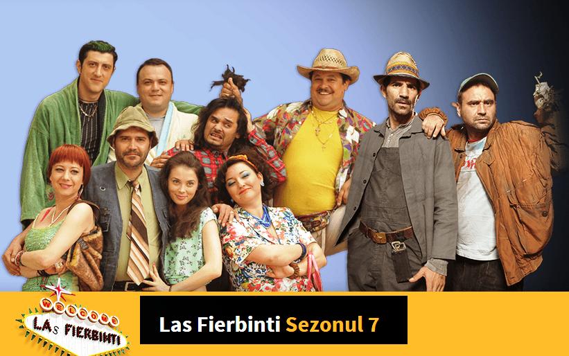 Las Fierbinti sezonul 8 episodul 4 online - Filme