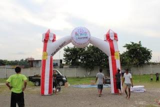 Balon Gate Carnaval 3