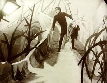 gabinete del dr. Caligari