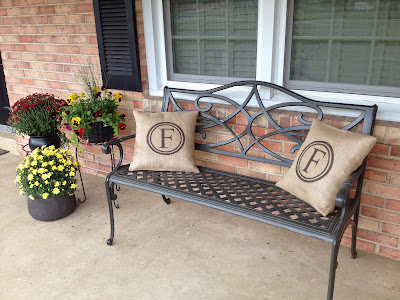 http://twoityourself.blogspot.com/2013/10/diy-monogrammed-burlap-pillows.html