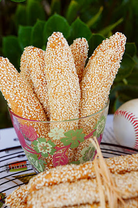 Feta Cheese Breadsticks