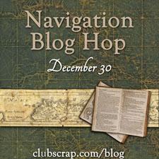 Debduzscrappin Club Scrap Navigation Kit Blog Hop