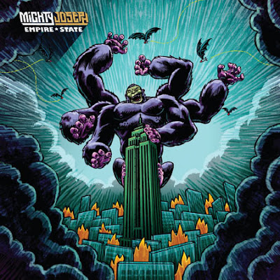 Mighty Joseph – Empire State (CD) (2008) (FLAC + 320 kbps)