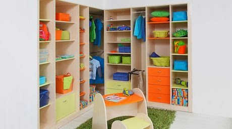 Closets para dormitorios juveniles walk in closets para for Closet modernos para dormitorios juveniles