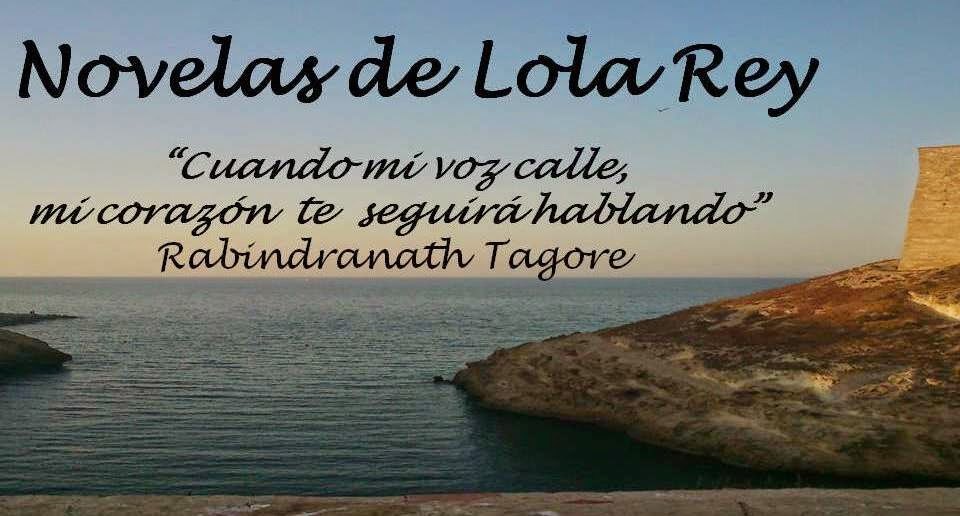 Novelas de Lola Rey