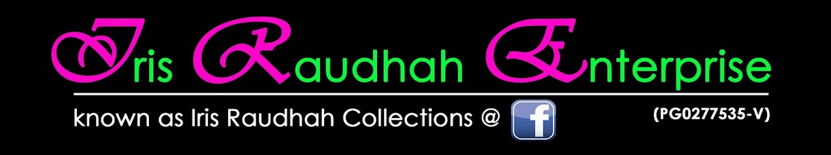 Iris Raudhah Collections