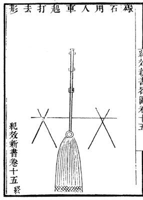 Ming Chinese Traction Trebuchet