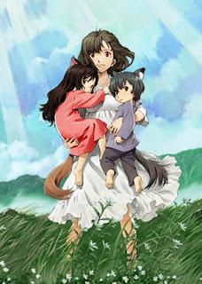assistir - Ookami Kodomo no Ame to Yuki Dublado - online