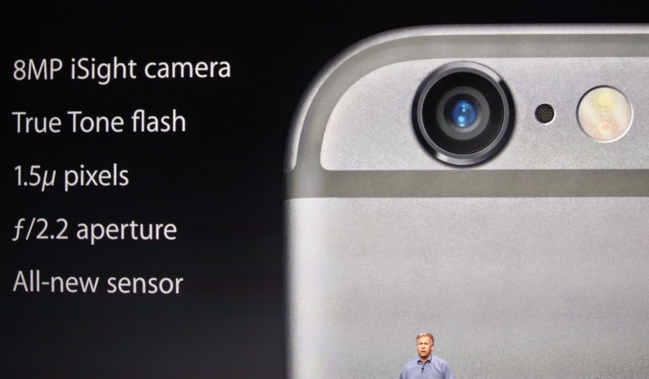 camera for the newest iphone