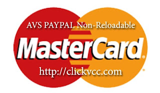 Recommended VCC Seller AVS MASTERCARD