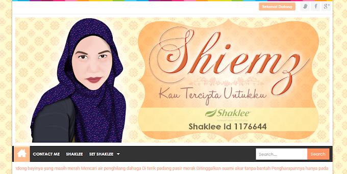 Tempahan Design Blog Shiemz