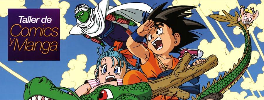 Taller de Comics y Manga