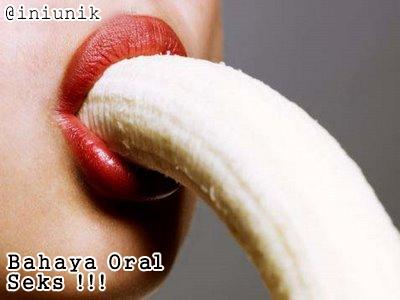 Bahaya Oral Seks