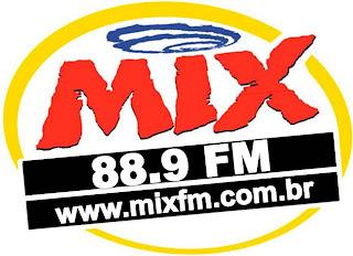 Rádio Mix FM de Goiânia está chegando