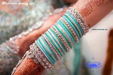 Beautiful bridal bangles design 2014