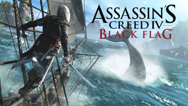 Inilah Gameplay Assasin's Creed 4 - Black Flag