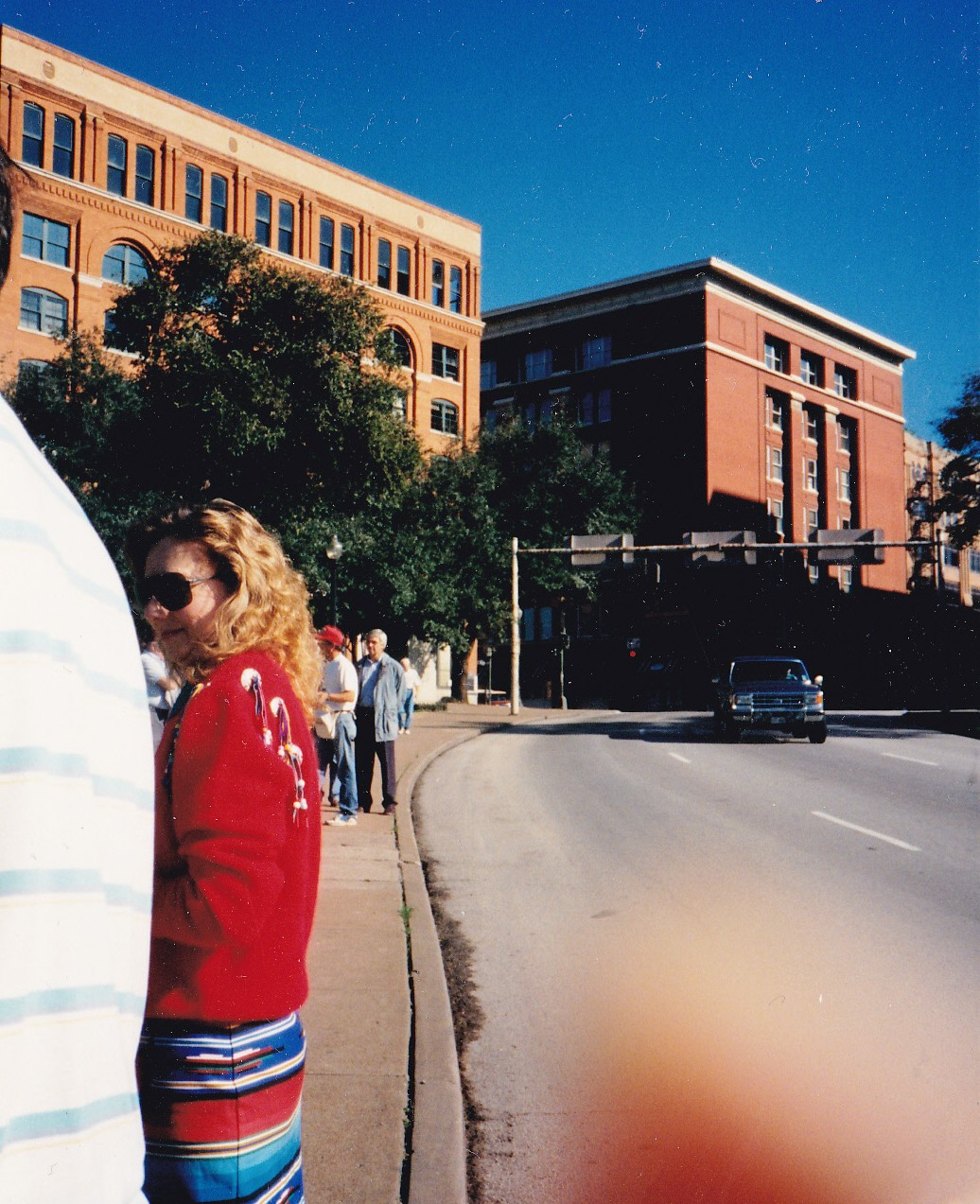 Book Depository building Dealey Plaza Dallas Texas Oswald's perch