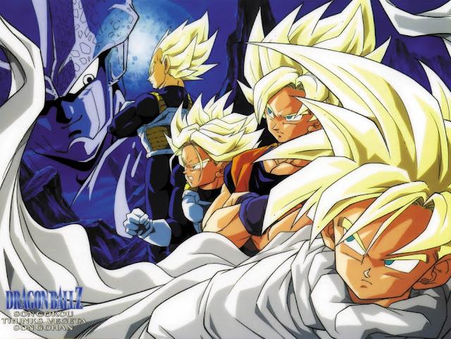 Wallpapers Hd Dragon Ball Z Gt Wallpapers Fondo De Pantalla Hd