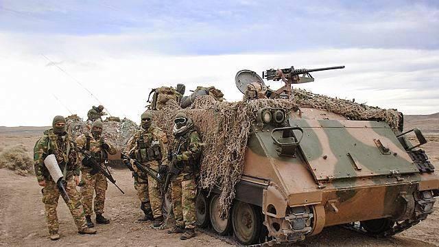 Resultado de imagen para Fuerzas Armadas Argentina + operaciones