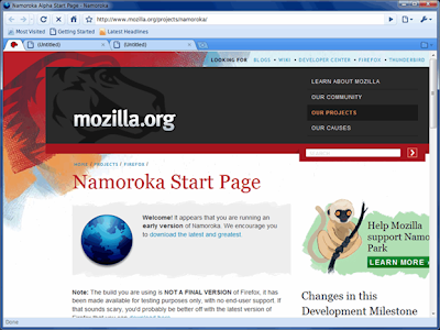 customize firefox as chrome