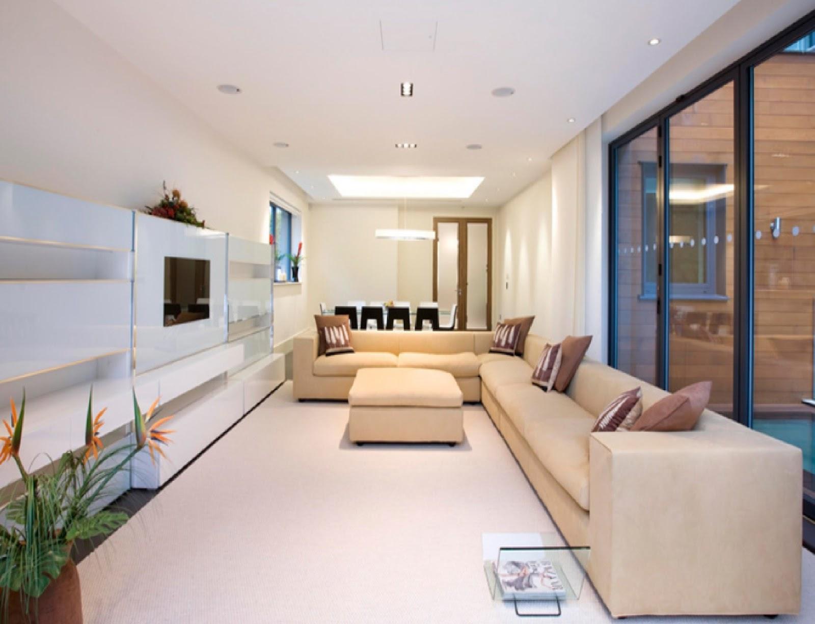 Simple living room decor - Simple elegant living room design ...