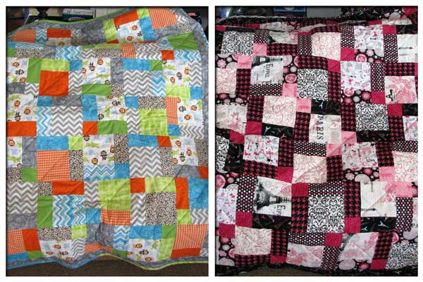 Two Quilts Full