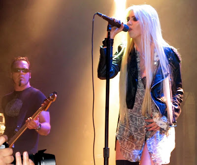 Taylor Momsen Performs Live at House of Blues in West Hollywood- 12 Pics